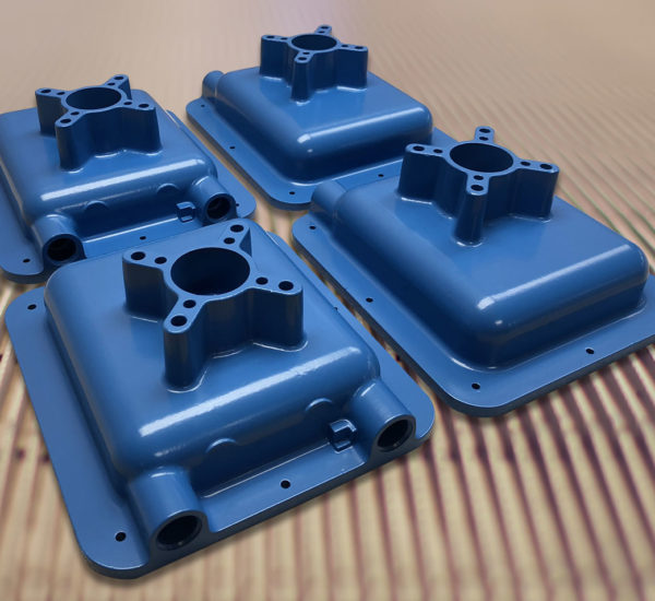 Powder Coating Parts 1